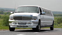 Лимузин Ford Excursion Tiffany Ульяновск